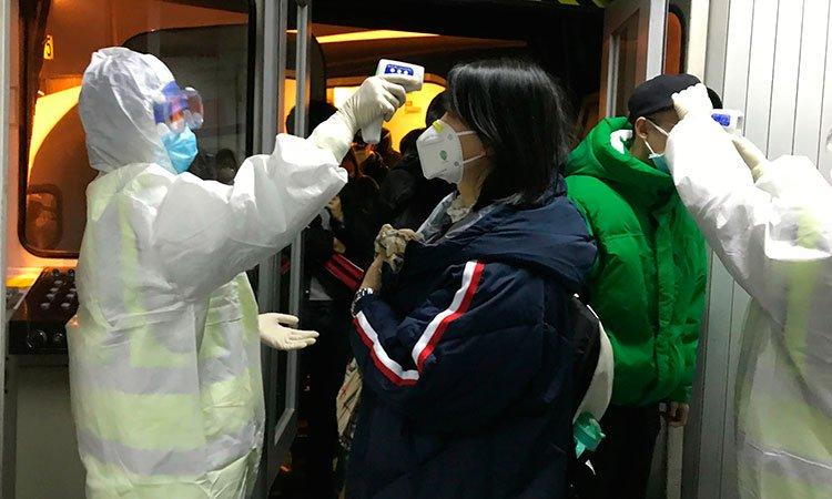 Coronavirus (2019-nCoV) e Influenza: Lo que hay que saber.